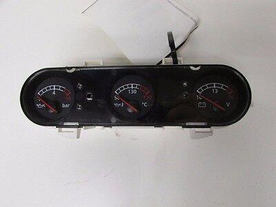 Lamborghini Gallardo, Oil PSI, Oil Temp, Battery Gauge, Used, P/N 400857251