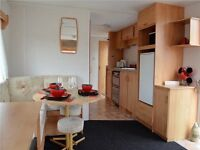 Cheap Starter Caravan in South West Scotland, not Craig Tara