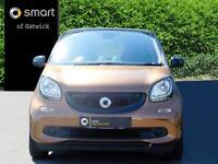 smart forfour PRIME PREMIUM (brown) 2015-06-30