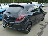 Vauxhall Corsa Ltd 1.2 16v 2013 For Breaking