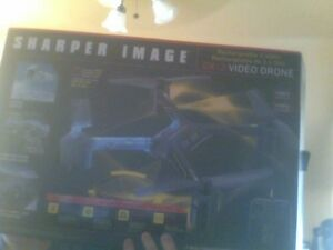 sharper image drone for a trade or cash