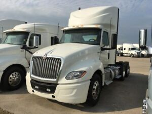 2018 International LT625 6X4, New Day Cab Tractor