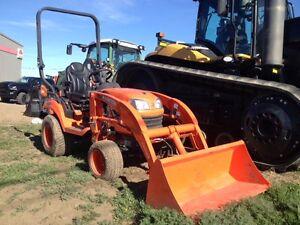 2014 Kubota BX2670 Tractor & Loader