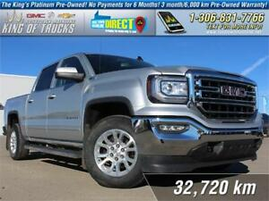 2016 GMC Sierra 1500 SLE Local | One Owner | PST Paid