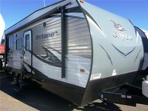Unique 1995 Jayco 220 Eagle Chevy 350 RV  For Sale In Calgary