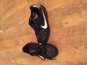 Nike cleats size 11 Youth/toddler