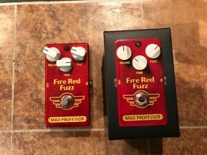 Mad Professor Fuzz pedal