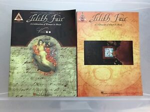 Lilith Fair Music Books