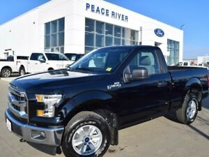 2017 Ford F-150 XLT 4x4 Regular Cab Styleside 6.5 ft. box 122 in