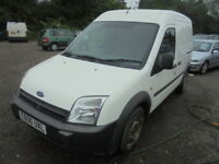 Ford Connect T220 LWB P/V (white) 2006
