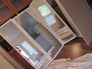 VARIOUS MIRRORS & Cabinets