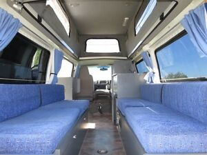 Toyota Hiace Camper – AUTO – SINGLE BEDS Glendenning Blacktown Area Preview