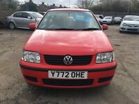 Volkswagen Polo 1.0 E 3dr ***IDEAL FIRST CAR ***
