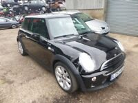 BMW MINI - LO52HWU - DIRECT FROM INS CO