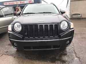 2008 Jeep Compass SUV, Crossover 4 Cyl