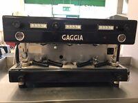 Professional Coffee Machine Gaggia
