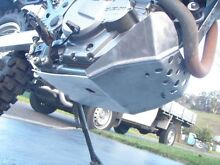 Dr650 bash plate new Two Wells Mallala Area Preview