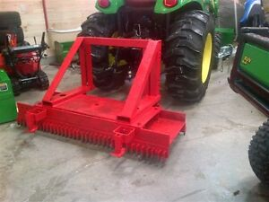 Scarifier - road grader and also good for ice ripper
