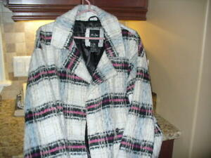 Ladies large size jacket, from Winners