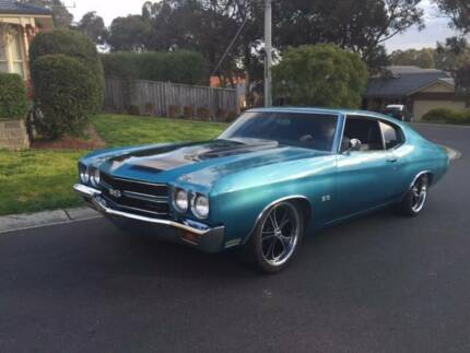 1970 CHEVROLET CHEVELLE SS 454,TURBO 400 / 3000+STALL NOT CAMARO, Greensborough Banyule Area Preview