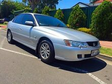 2004 Holden Commodore VY II Acclaim Silver 4 Speed Automatic Sedan North Brighton Holdfast Bay Preview