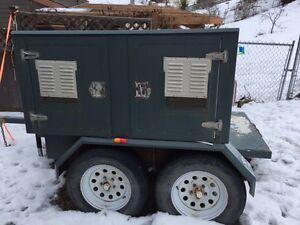 Quad/Dog trailer