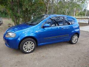 2007 Holden Barina Hatchback 4cyl 5 Speed Manual Rego, Rwc Birkdale Redland Area Preview