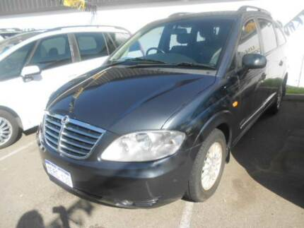 2008 Ssangyong Stavic 270 People Mover 7SEATS Wangara Wanneroo Area Preview
