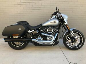 2019 Harley-Davidson SPORT GLIDE 107 (FLSB) Road Bike 1745cc Tempe Marrickville Area Preview