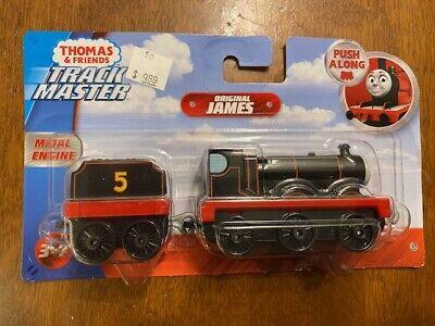 Thomas & Friends Trackmaster Original James