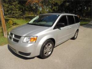 2010 Dodge Grand Caravan SE,102 km, 1 Owner, Stow & GO $7995