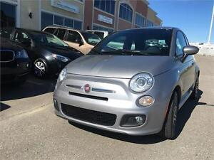 2015 FIAT 500 Sport. $67.80 Bi-Weekly with $0 Down!!