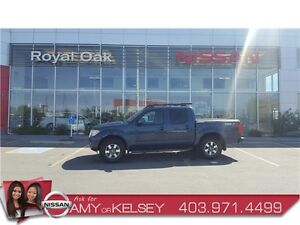2013 Nissan Frontier PRO-4X - No Accidents!