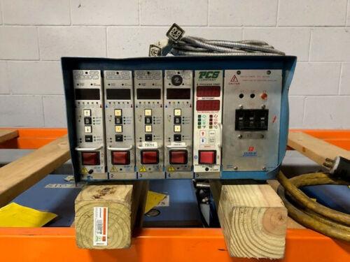 DME 5 Zone Hot Runner Controller (#11577)