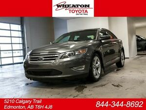 2011 Ford Taurus SHO, AWD, Remote Starter, Navigation, Leather,