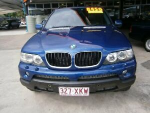 2006 BMW X5 E53 MY06 Steptronic Blue 5 Speed Sports Automatic Wagon
