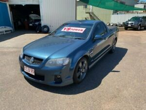 2011 Holden Commodore VE II SS Thunder Blue 6 Speed Automatic Utility Holtze Litchfield Area Preview