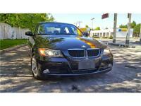 2006 BMW 325I No Accident Black on Black $95 Bi-weekly