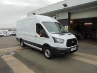 Ford Transit 2.0 TDCI L4 RWD 2.0 130PS H3 VAN DIESEL MANUAL WHITE (2017)