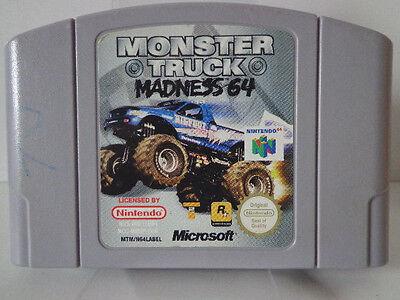 N64 Spiel - Monster Truck Madness 64 (PAL) (Modul) 10635742