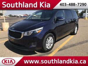 2018 Kia Sedona LX-Plus **Power Sliding doors!!**