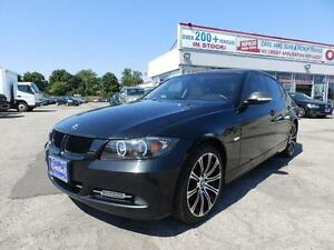 2008 BMW 3 Series 323i BLUETOOTH LEATHER SUNROOF CERTIFIED