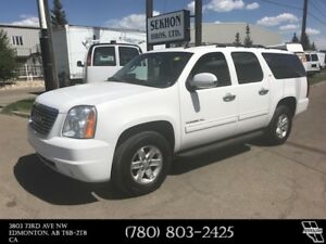 2013 GMC Yukon XL SLT - 8 passenger - 5.3 L Gas - 4WD - Finance