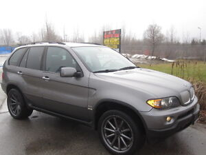 LOW KMs 156200 ! IMMACULATE  !  2006 BMW X5 London Ontario image 3