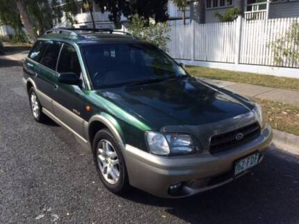 1999 SUBARU OUTBACK LIMITED, 2016 REGO + RCW GREAT CONDITION !! Coorparoo Brisbane South East Preview