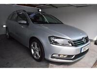 2012 Volkswagen Passat 2.0TDI 140 BlueMotion Tech SE+ 1 OWNER + FSH
