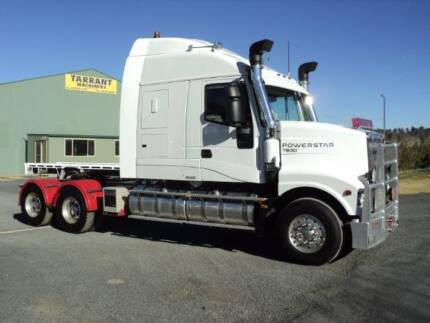 IVECO POWERSTAR 7800 140T RATED ONLY 316650 KMS