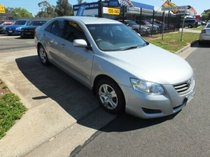 2009 Toyota Aurion GSV40R 09 Upgrade AT-X Silver 6 Speed Auto Sequential Sedan Werribee Wyndham Area Preview