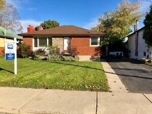 New Listing! Bungalow with 60ft frontage backing onto the park!