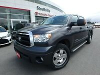 2011 Toyota Tundra SR5 TRD 4X4 - OFF-LEASE - ONE-OWNER - CLICK F